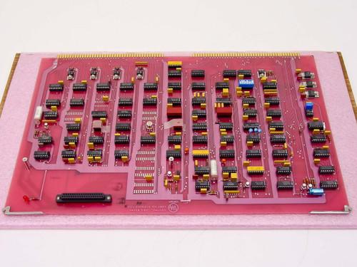 Varian Control Logic Board 01002543-00