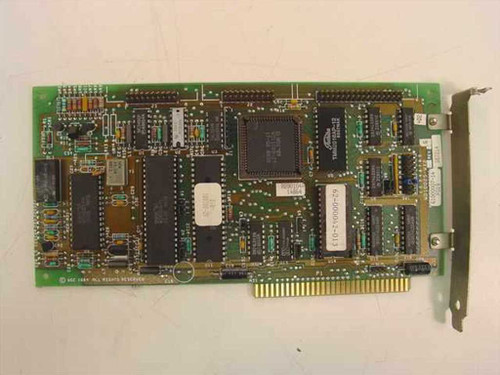 Western Digital 8-Bit MFM Hard Drive Controller card (WD1002S-WX2)