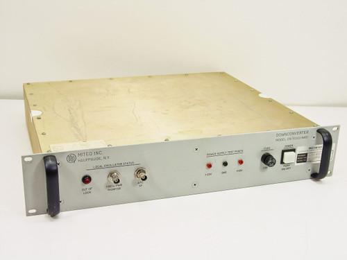 Miteq Downconverter 70MHz to 4198MHz DN 8000/4401