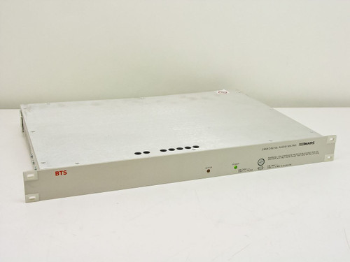 Broadcast Television Systems Digital Audio Switch (BES-300 24x8)