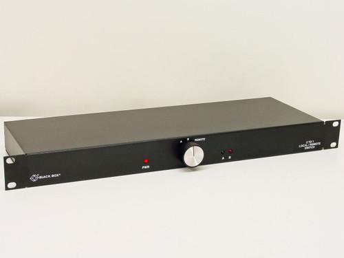 BlackBox Switch Box Serial Parallel Remote Box SWCX36558