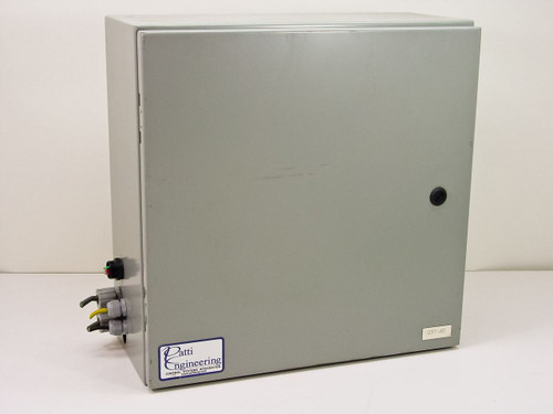 Saginaw SCE Control Panel Enclosure w/Accessories SCE-20EL2008LP