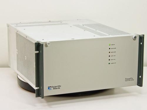 Scientific Atlanta PowerVu Digital Video Encoder w/ 5 Modules (D-9110)