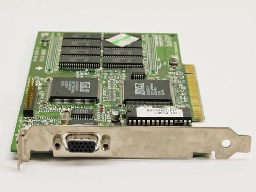 ATI Mach64 PCI 2MB (109-25500-30)