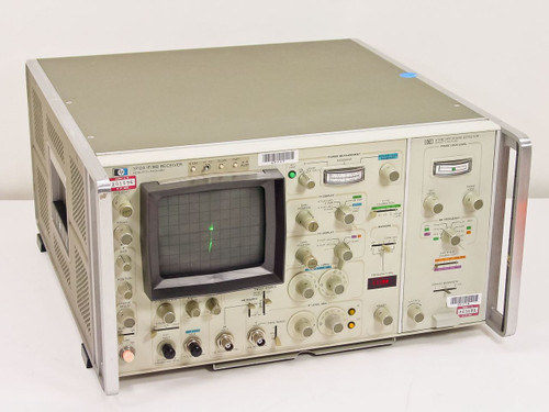 HP IF/BB Receiver / Diff Phase Detector 3712A / 3793B