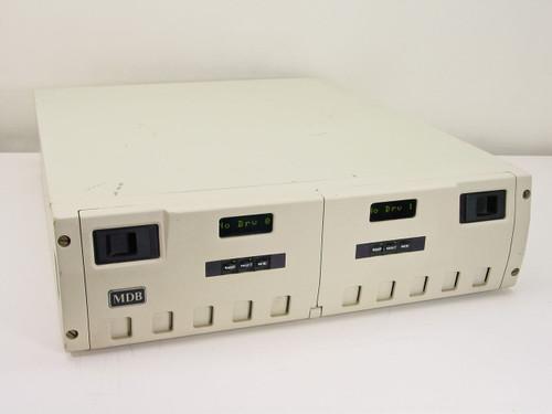 MDB DS2200-SUN ~ SCSI Dual Drive Bays 01036395-500