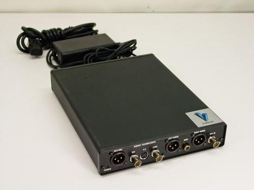 Vibrint Technologies Audio Console (AES/EBU)