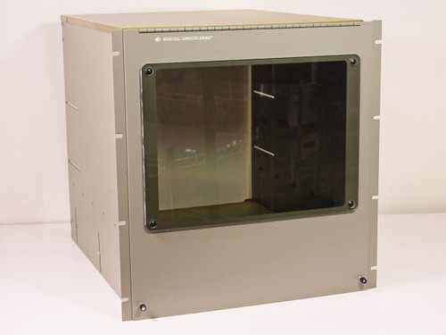 "Industrial Computer Source 11U 19"" Rackmount Monitor Enclosure 19' High"