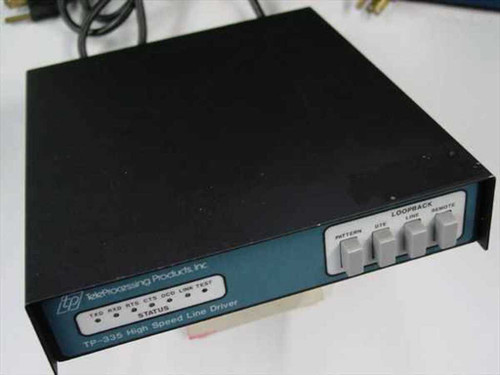 TPI Teleprocessing Products High Speed Line Driver (TP-335)