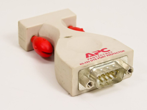 APC ProtectNet RS-232 DTE Serial Port Surge Line Protector (PS9-DTE)