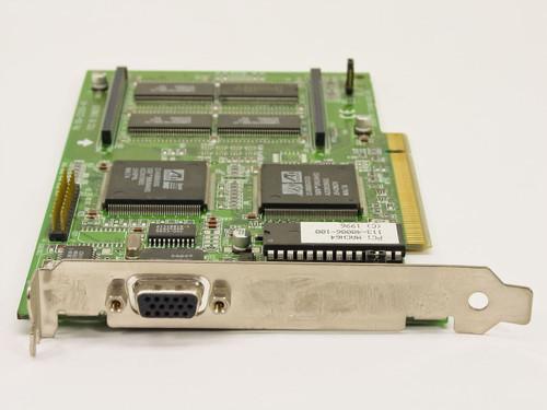 ATI PCI MACH64 109-25500-40 Video Card 1022556540