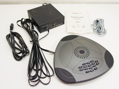 SoundGear Portable Audio Teleconferencing System (TeleForum)