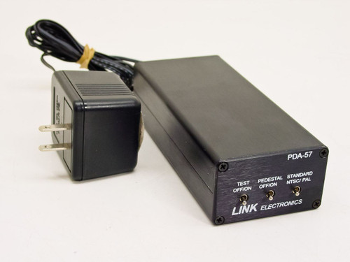 Link Digital to Analog Converter ~ BNC  PDA-57