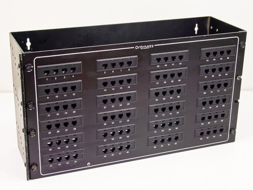 Ortronics 96 Port RJ45 Patch Panel OR-809004981