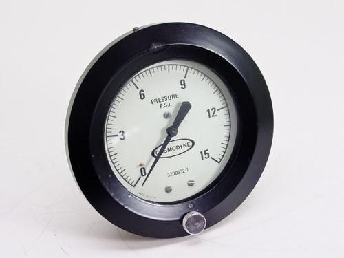 Cosmodyne Gage, Pressure, Dial Indicating 3200532-1