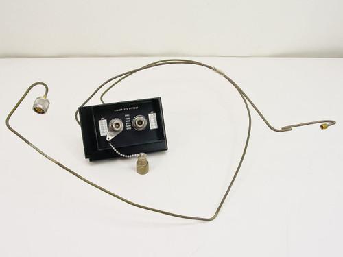 RF Tubing Calibrated Input Module 1 (01000281-C)