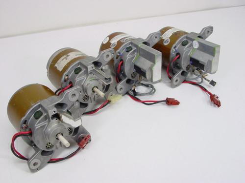 Yaskawa Electric Motor lot of four UGSMQM-10-HT 22