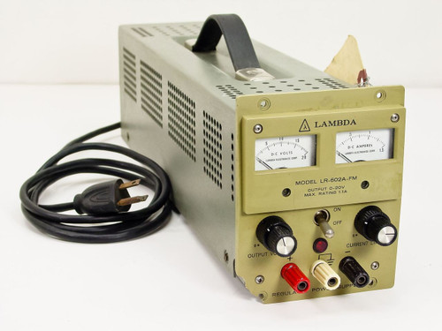 Lambda DC Power Regulator (LR-602A-FM)