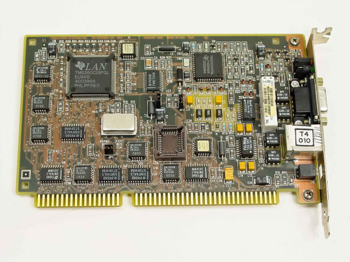 Cabletron 16 bit RJ45/Token Ring Network Card - TMS380C26P T2015