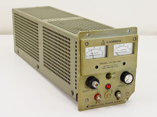 Lambda Regulated Power Supply LP-521-FM