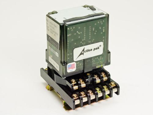 Action Instruments Dual (Hi/Lo Trip, Non-Latching (SPDT, 5A) (AP1420 / MO2OA)