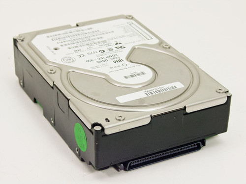 "Sun 18.2GB 3.5"" SCSI Wide Ultra160 Single Ended SCA-2  3703716-02"