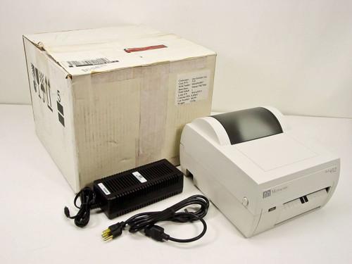 Microcom Thermal Label Printer (Model 412)