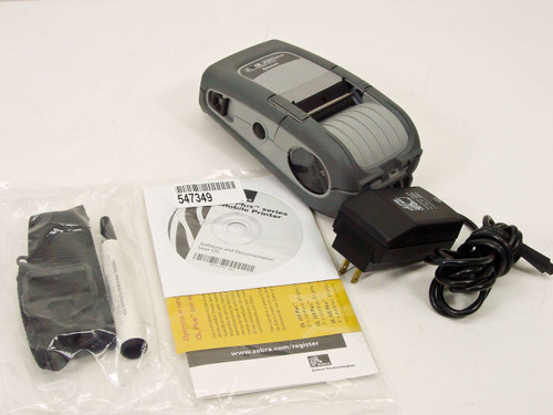 Zebra QL220 plus Thermal Label Printer (Q2C-LUBCE010-00) - No AC Adapter