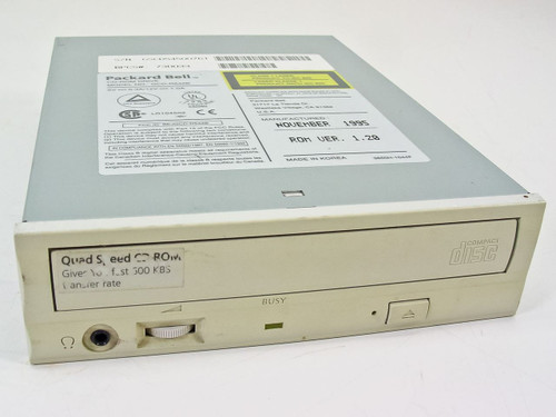 Packard Bell 4x Speed IDE Internal CD-Rom Drive GCD-R542B (730033)