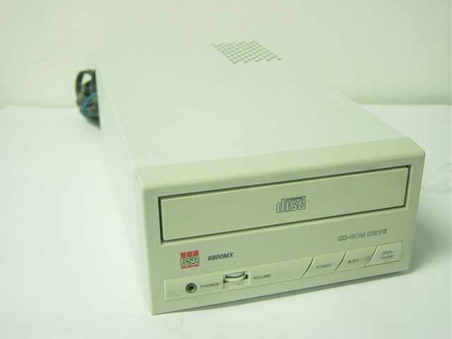 BSR External CD-Rom Drive 6800MX