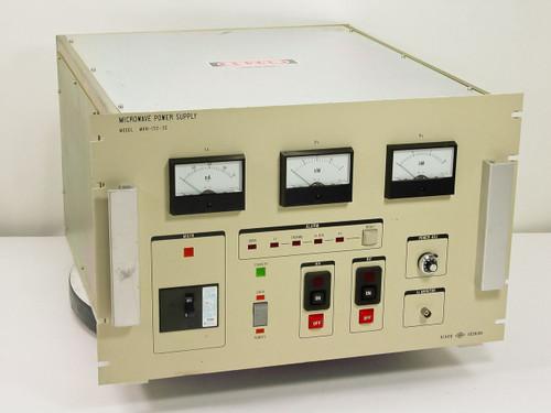 Nihon Koshuha MAS-8000  Power Supply Canon Asher Microwave (MKN-152-3S4-PS)