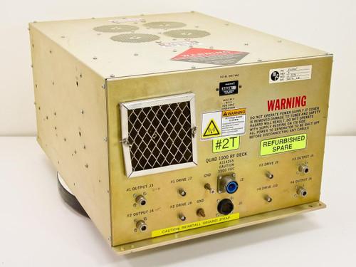 MRC Quad 1000 RF Deck Sputter Power Supply 3500 VDC A114265