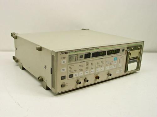Anritsu Digital Transmission Analyzer w/ 4 Options (ME3401A)