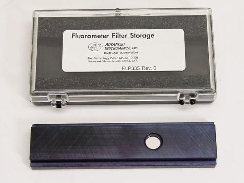 Advanced Instruments Flourometer Filter (4 x 3 x 1)