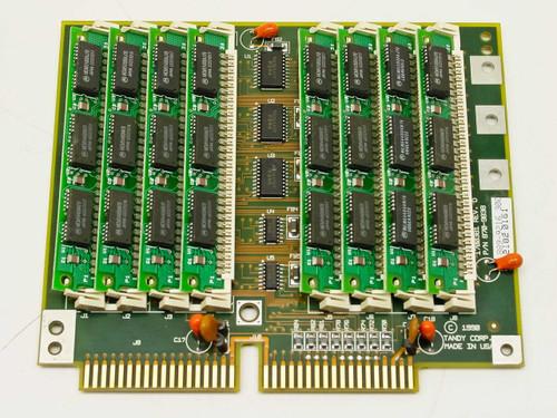 Tandy Memory Card, 8 SIMM Sockets (870-9838)