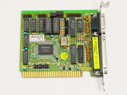 MGP&UART Monochrome Video/Printer Card (V1.0)