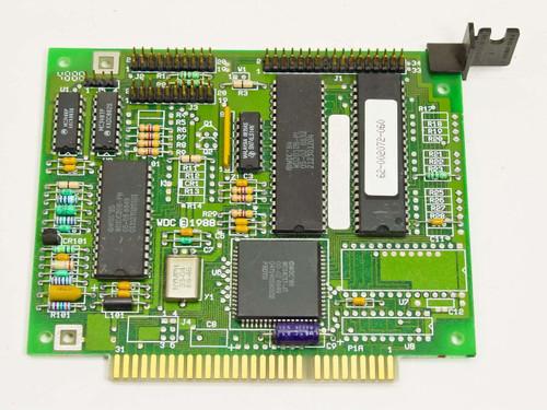 WDC Controller Card (60-000210-02 Rev XO)