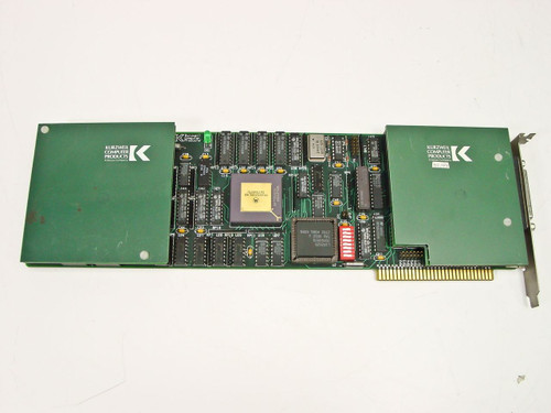 Kurzweil Computer Products 8 Bit ISA Card Made for Xerox 9178 Rev A