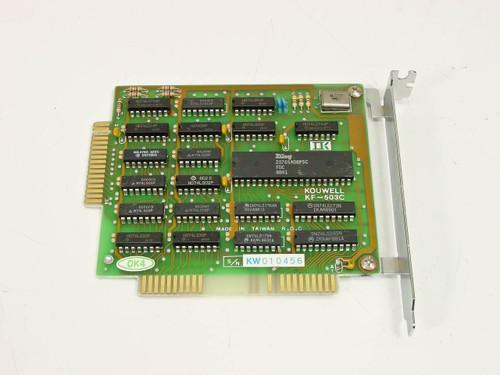 Kouwell 8-Bit Edge Floppy Drive Controller Card   KF-503C