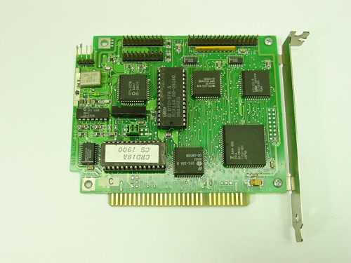 Data Tech Corp 8 bit ISA (5160 X DWG Rev B)