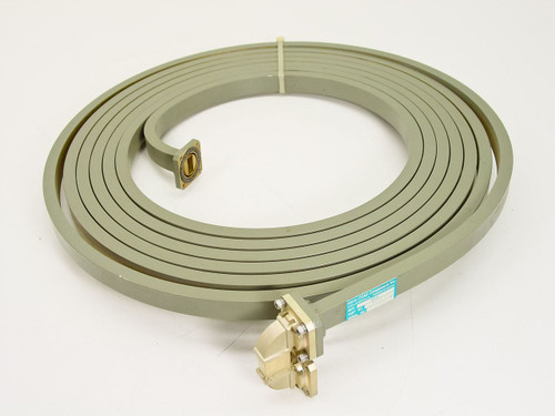 Micro~Coax P/N 1034 16 ~ WR-62 Waveguide 20 ft Delay Line (64639)