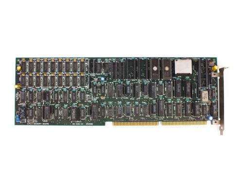 Zenith IO ISA Board for 286/386 Computer 16-Bit 85-3261-01