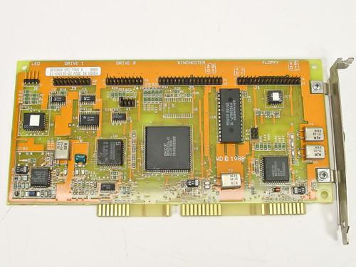 Western Digital MFM Fdd Hdd Controller WD1006V-MM2 F002 A 61-600195-02 A