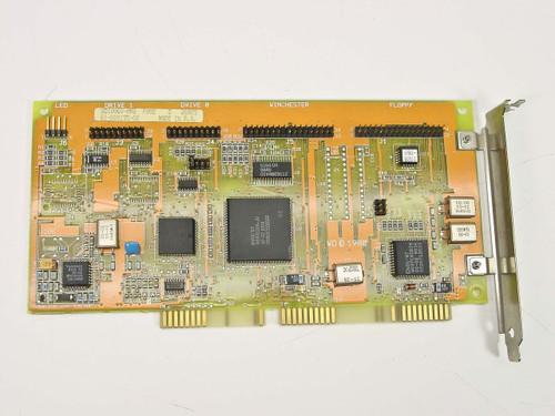 Western Digital MFM Fdd Hdd Controller WD1006V-MM2 F002 D 61-600195-02 D