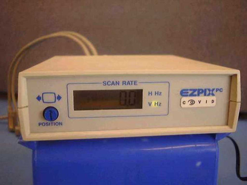 Covid EZPIX PC Video Signal Converter / Scan Rate Reader (85)