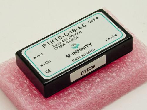 V-Infinity V-Infinity PTK10-Q48-S5DC-DC Converter (DC-DC Donverter 5V 10 Watt)