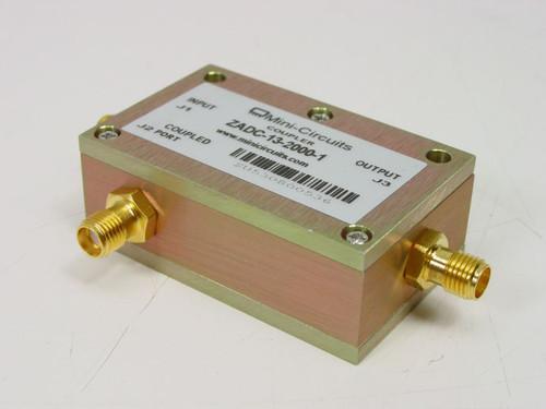 Mini-circuits Coupler (ZADC-13-2000-1)