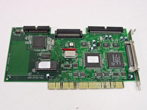 Adaptec SCSI Adapter Card (AHA-2740A/42A)