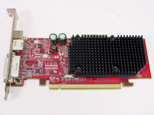 Dell HJ513 ATI Radeon X1300 128MB DVI S-Video PCIe Video Card