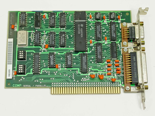 IBM Parallel Serial Adapter Card  6320947
